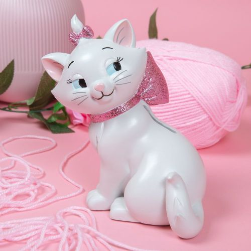 Disney Aristocats Marie Hand Painted Money Box Collectable Gift